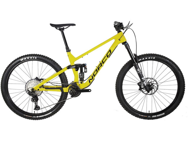 """Norco Bicycles Sight C2 29"""", yellow/black"""